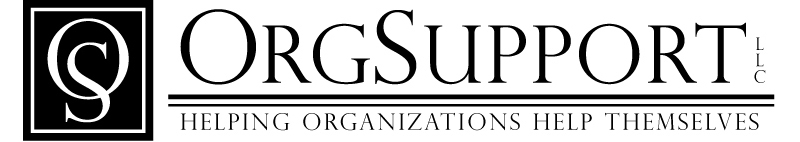 OrgSupport- Helping Organizations Help Themselves